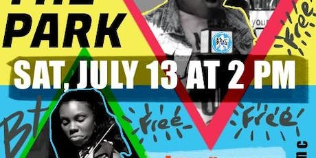 4th Annual Karaoke in the Park tickets