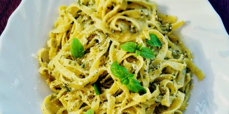 Kids Summer Cooking Club (9-12 years) - pesto pasta and banana bread tickets
