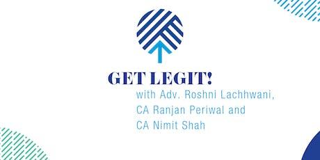 Get Legit! tickets