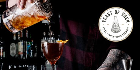 Negroni Week competition at Yeast Of Eden tickets