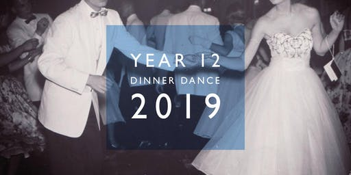 Year 12 Dinner Dance 2019