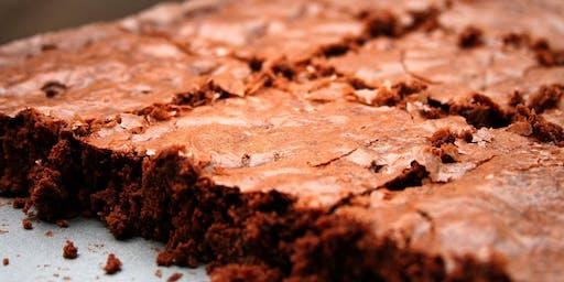 Kids Summer Cooking Club (9-12 years) - hummus, flatbread and brownies