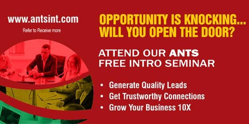 ANTS Intro Seminar