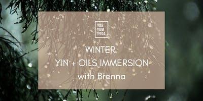 Winter Yin + Oils Immersion