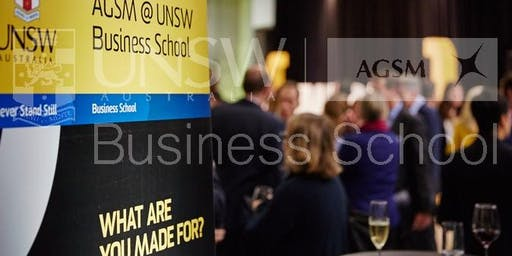 AGSM Networking Event - Thursday 4 July