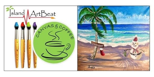 "Island ArtBeat's Paint Night: ""Canvas & Coffee"""