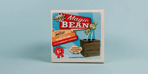 KIDSTUFF | DIY Magic Bean Kit