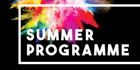 Summer Programme for 16-18s school leavers - Explore your next step tickets