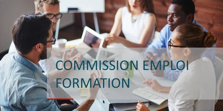 Commission Emploi Formation billets