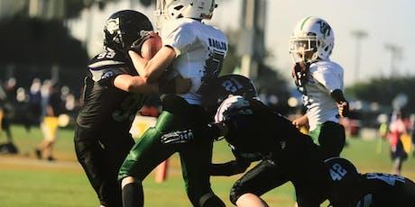 Sagebrush Pop Warner USA  Football Youth Coaches Clinic tickets