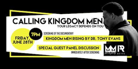 CALLING KINGDOM MEN  tickets