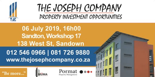 Investment Tour: Invest early in property developments through TJC