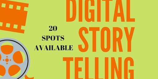 Digital Storytelling 2019