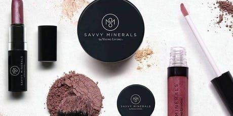 Detox Your Makeup Bag - Savvy Minerals Makeup tickets