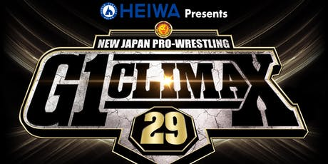 G1 CLIMAX 29 Showcase tickets
