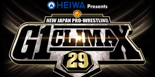 G1 CLIMAX 29 Showcase