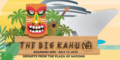 The Big KahuNA: Hawaiian Boat Cruise