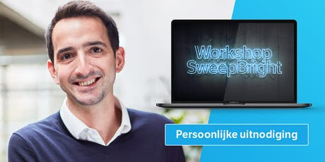 SweepBright Workshop tickets