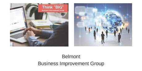 Belmont B.I.G (Business Improvement Group) tickets