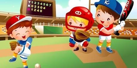 Singles Baseball Game/Mixer tickets