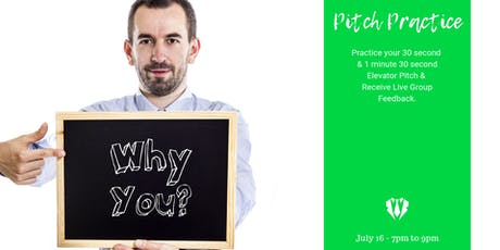 Pitch Practice - Why You? tickets