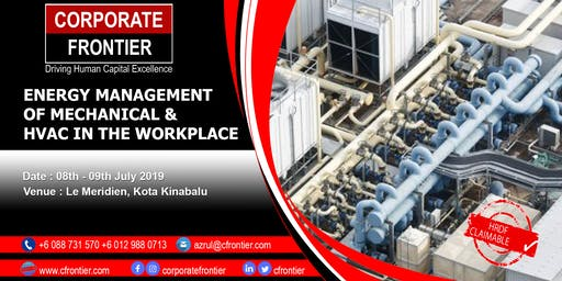 Energy Management of Mechanical & HVAC in The Workplace