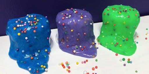 Fluro Floam Slime
