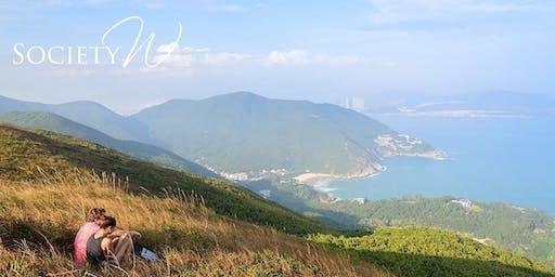 Love to Walk Singles Hike - Dragon's Back to Deep Water Bay