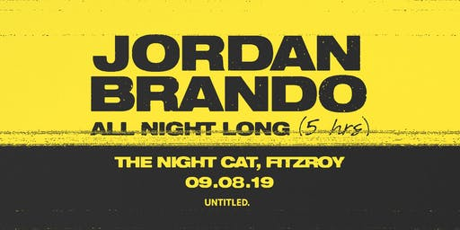 Jordan Brando - All Night Long