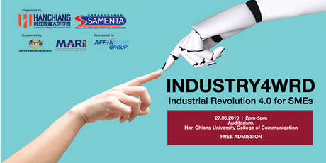 Industry4WRD Forum tickets