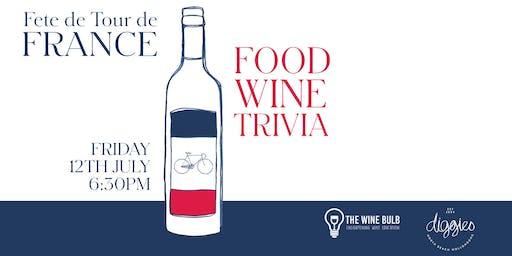 Diggies FRENCH FOOD WINE & TRIVIA