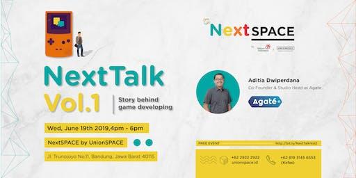 NextTALK Vol.1: Story behind game developing