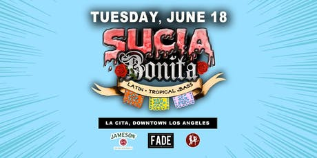 Sucia Bonita pres: Hands On Your Knees release party tickets
