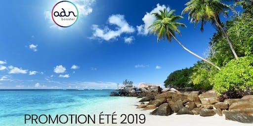 Soirée ADN Booster / promotion été 2019 / RTE / le 2 juillet 2019