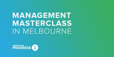 2020 Melbourne Management Masterclass
