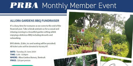 Allora Gardens BBQ Fundraiser tickets