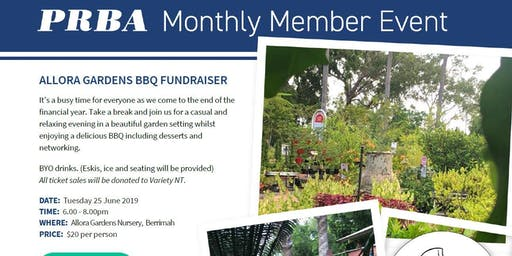 Allora Gardens BBQ Fundraiser