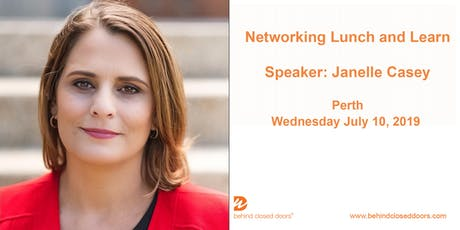 Perth Networking Lunch and Learn July 10 2019 tickets