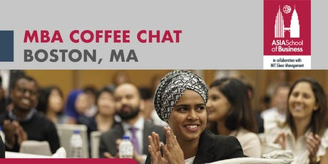 MBA Coffee Chat Boston tickets