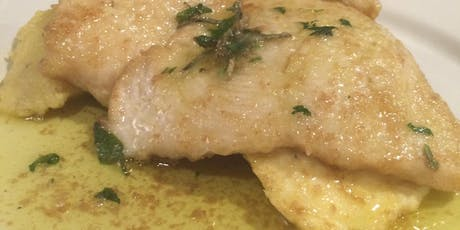 Chicken Piccata tickets