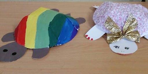 Paper turtles