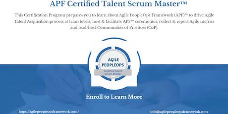Certification Program] Agile PeopleOps Framework: An