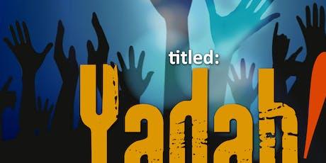 Medway Praise! Yadah tickets