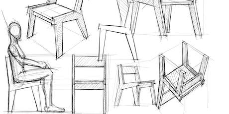 UniSA Product Design - Drawing for Designers Workshop tickets