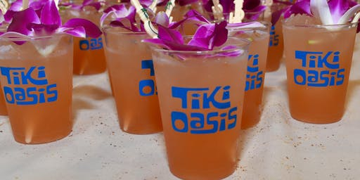 Tiki Oasis 2019 - SEMINAR Tickets