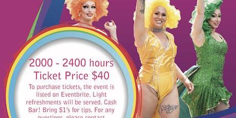 Rainbow Affair Drag On Queen tickets