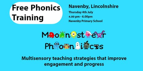 NAVENBY PHONICS TRAINING tickets