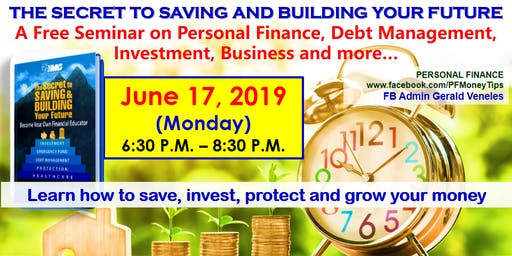 A FINANCIAL LITERACY SEMINAR: SAVINGS-INVESTMENTS-BUSINESS