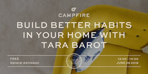 Build Better Habits in Your Home with Tara Barot
