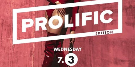 "Upper Echelon: ""The Prolific Edition"" @ Dos Salas   tickets"